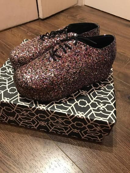 Zapatos Brillosos Paruolo
