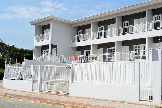 Village Com 2 Dormitórios À Venda, 85 M² Por R$ 360.000,00 - Jardim América - São José Dos Campos/sp - Vl0004
