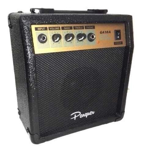 Amplificador Parquer De Guitarra Twin 10w Cuota
