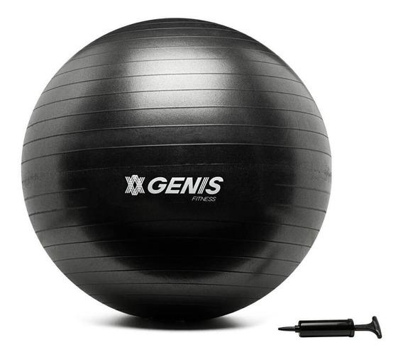 Bola De Pilates Genis Gym Ball 65cm