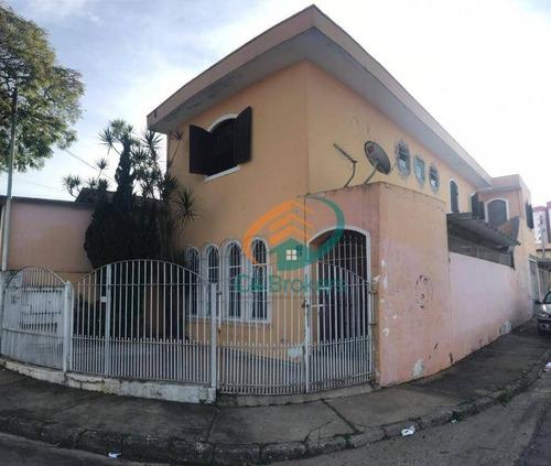 Imagem 1 de 15 de Sobrado Com 4 Dormitórios À Venda, 180 M² Por R$ 770.000,00 - Jardim Santa Clara - Guarulhos/sp - So0275