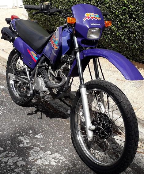 Honda Xlr 125 1997 - Muito Conservada - Documento 100%