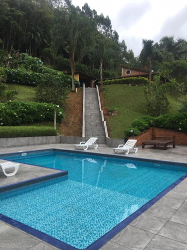 Imagem 1 de 12 de Chácara Ibiuna 12.000 Mts Casa,piscina, Muito Verde Ligue Já