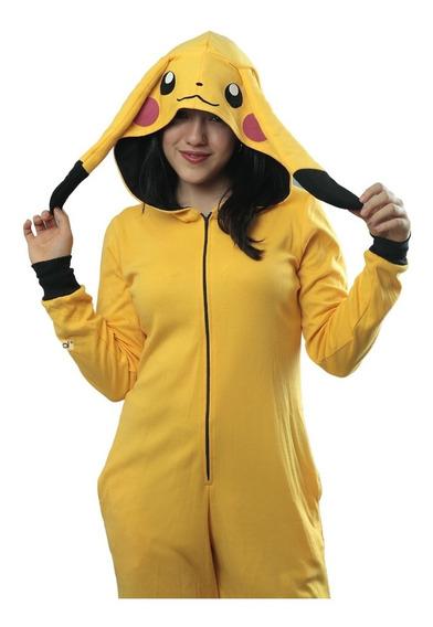Kigurumi Pijama Pikachu - Envío Incluido
