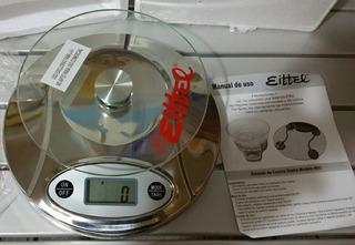 Balanza Cocina Digital Eiffel 5kg. Nueva.
