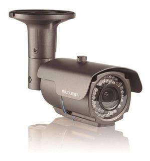 Câmera De Segurança Externa Ahd-m Varifocal - Nota Fiscal