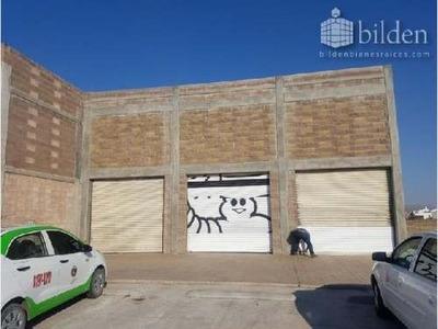 Bodega Industrial En Renta Los Pinos