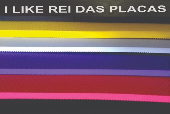 Placas De 12mm Borracha Mais Fina Kit Com 5 Pl