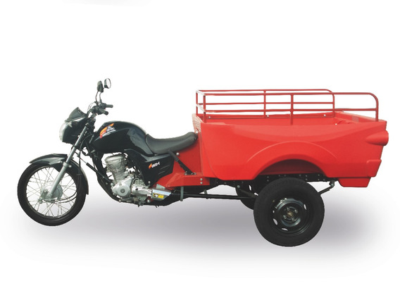 Triciclo Carga Fusco Motosegura Polietileno 160cc 2020/2020