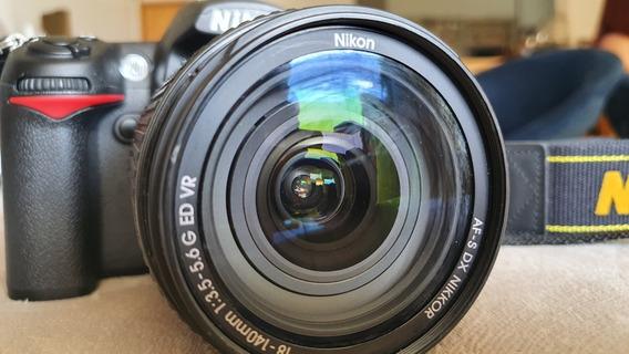 Nikon D7000 + Nikkor 18-140 + Acessórios