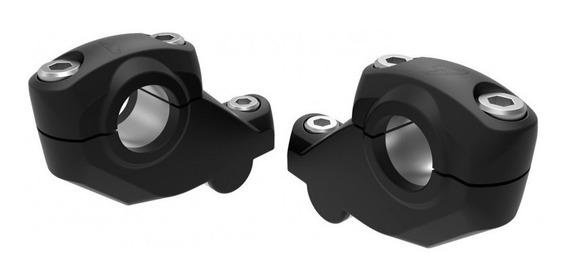 Adaptador Anker Para Guidão Oxxy 31,75mm 31mm Preto Elegance