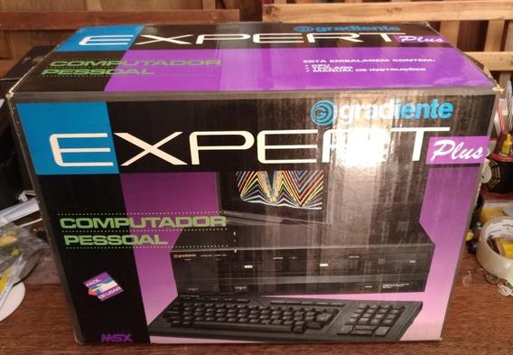 Computador Expert Msx Plus Gradiente *novo*