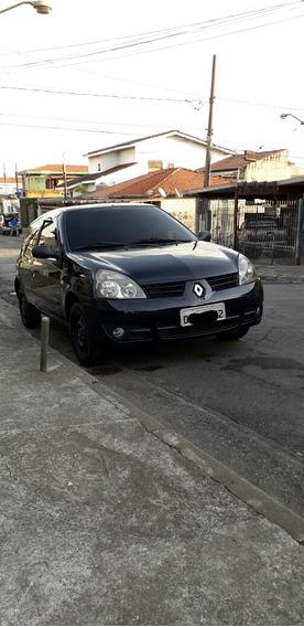 Renault Clio 1.0 16v Authentique Hi-flex 3p 2007
