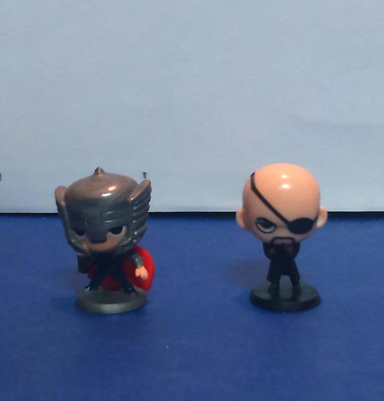 Marvel Avengers Era De Ultron Figuras Huevo Kinder $30 C / U