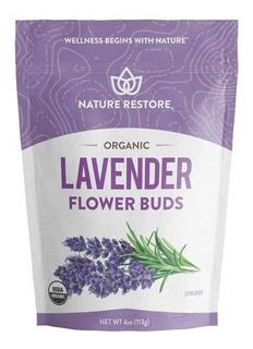 Flores De Lavanda Organicas - Rel - Unidad a $70000