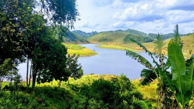 Fazenda Com Vista Panoramica Represa Paraibuna (4134)