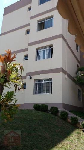 Apartamento Com 2 Dormitórios, 54 M² - Venda Por R$ 180.000,00 Ou Aluguel Por R$ 880,00/mês - Jardim Rio Das Pedras - Cotia/sp - Ap0526
