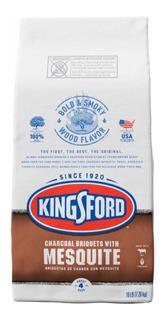 Kingsford Briquetas De Carbón Mezquite 2 Bolsa De 7.26kg C/u