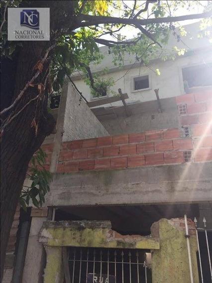 Apartamento Com 2 Dormitórios À Venda, 55 M² Por R$ 240.000,00 - Jardim Utinga - Santo André/sp - Ap9318