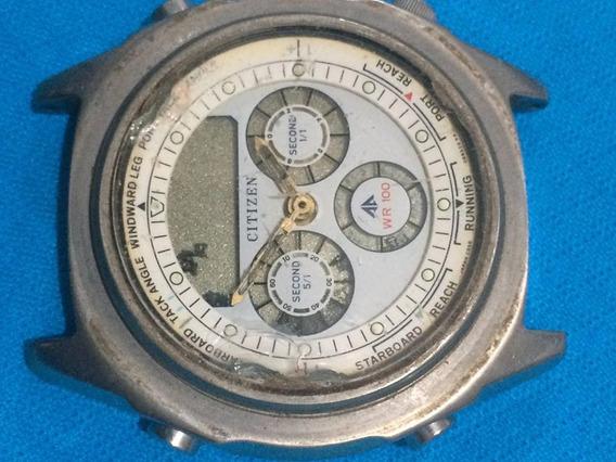 Relógio Citizen (sucata) P/retirada Peças