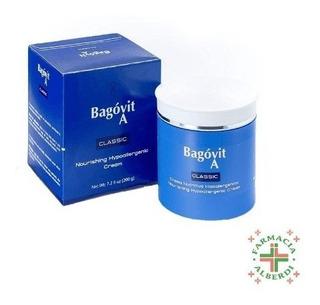 Bagovit A Crema 200gr Classic - Hidratacion Corporal