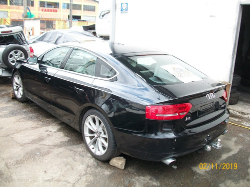 Sucata Audi A5 Spb 2.0 Tfsi 2011 Para Retirada De Peças