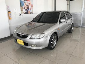 Mazda Allegro 1.300cc, Mec, Modelo 2004, Recibo Moto