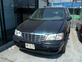 Chevrolet Venture Minivan Base Corta At 2002