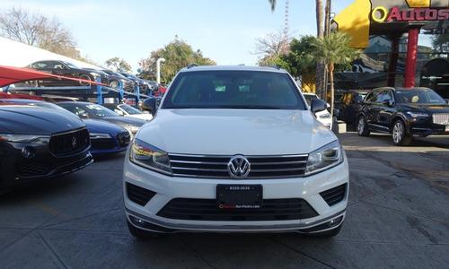 Imagen 1 de 12 de Volkswagen Touareg V8 2014 Blindada