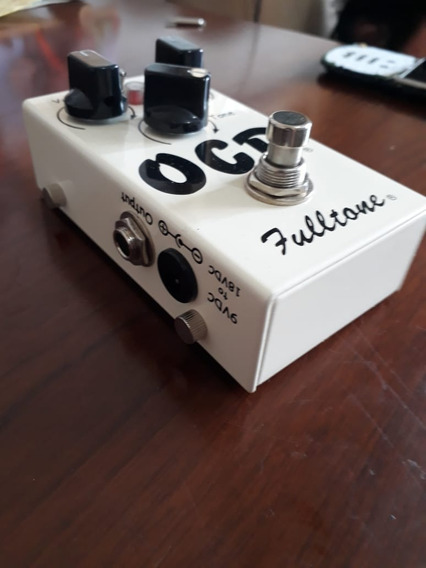 Pedal Ocd Fulltone V1 .7