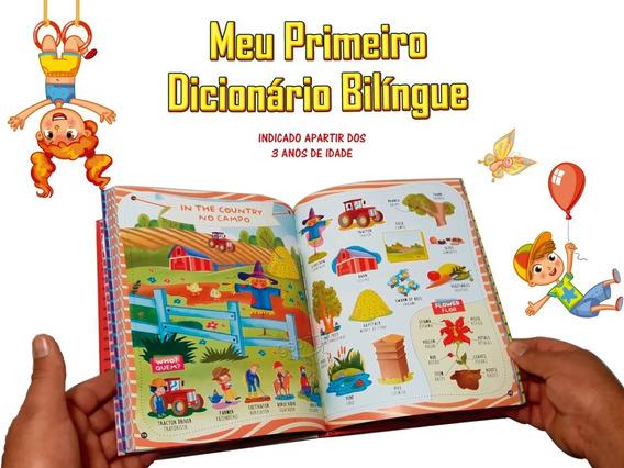 Dicionário De Inglês Infantil Ilustrado Kids