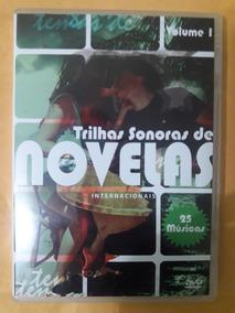 Dvd Trilhas Sonoras De Novelas Internacionais Vol. 01