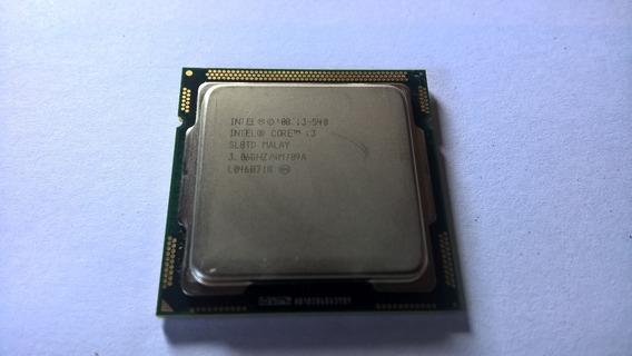 Intel Core I3 540 Lga 1156 3.06ghz 4mb Slbtd 1ª Geração