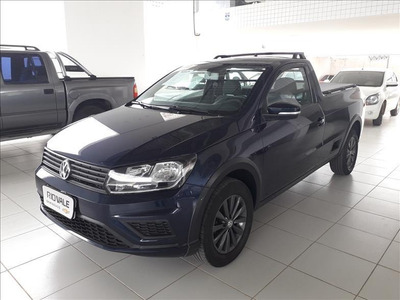 Volkswagen Saveiro 1.6 Msi Trendline Cs 8v