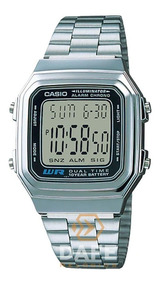 Relógio Casio Unissex Digital A-178w C/ Caixa Original