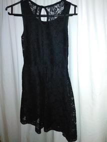 Vestido Negro De Gala