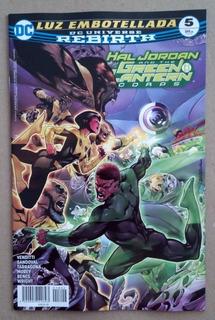 Hal Jordan & Green Lantern Corps #5 Dc Universe Rebirth