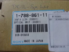 Bloco Otico Filmadora Sony (ck001) Dcr-sr44 - 178886111