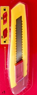 Estilete Starrett Lâmina 18mm Modelo Kus045-s (ant. S 07)