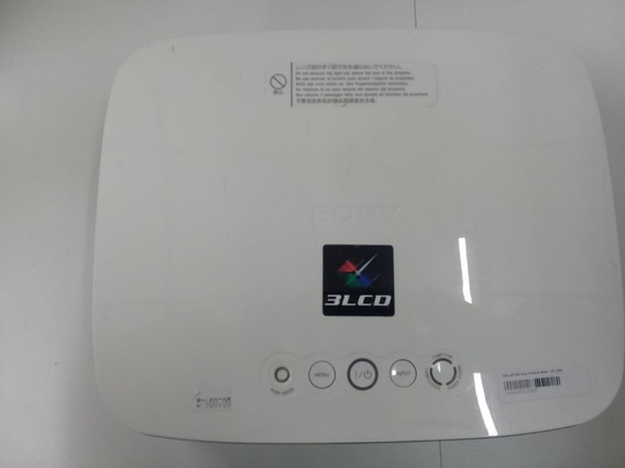 Projetor Multimidia Sony Modelo Vpl- Es4 Seminovo