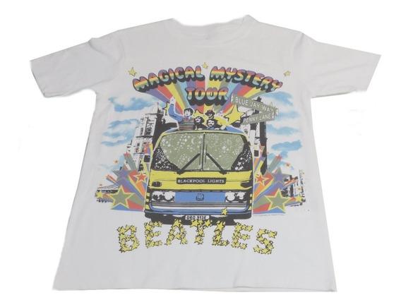 Beatles Playera Juv & Adulto Toxic Original Mmt Heavy Ace70
