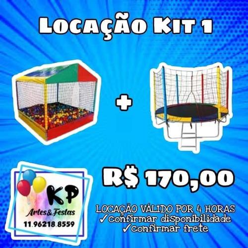 Imagem 1 de 5 de Locação De Brinquedos
