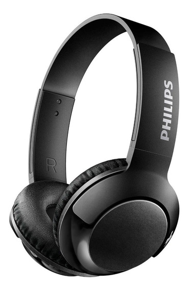 Headphone Bluetooth Philips Bass+ On Ear Shb3075 Cores