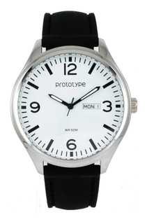 Reloj Prototype Urb-214-07 Agente Oficial Barrio Belgrano