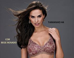 537f50343 Sutiã Olimpo Extra Demillus (50) - Sutiãs no Mercado Livre Brasil