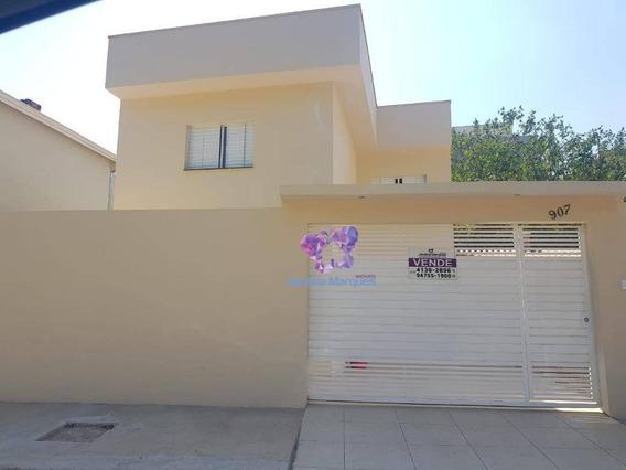 Sobrado À Venda Com 2 Dormitórios, Jardim Bela Vista, Aaraçariguama/sp. - So0030