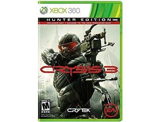Juegos,crysis 3 - Xbox 360