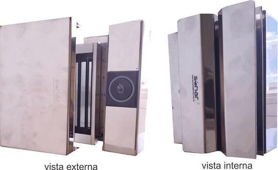 Fechadura Eletroímã Especial Porta De Vidro Condomínio