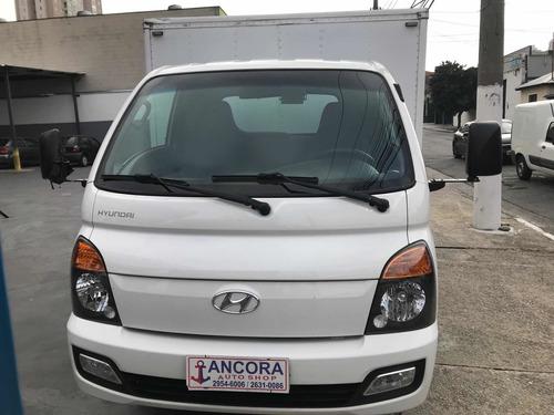 Imagem 1 de 9 de Hyundai Hr 2017 2.5 Hd Cab. Curta S/ Carroceria Tci 2p