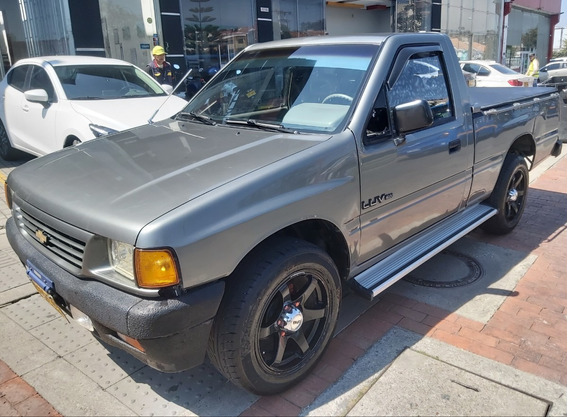 Chevrolet Luv 1600 Platon